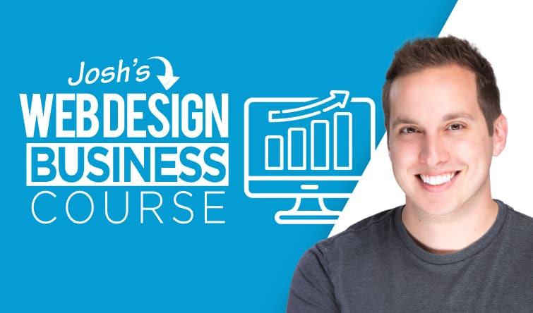 Josh Hall Web Design Business Course
